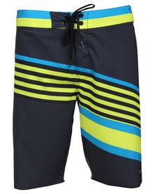 O'Neill Flexin Board Shorts Black