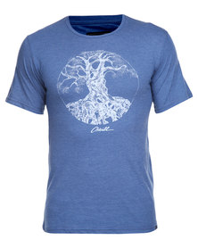 O'Neill Treedom Tee Blue