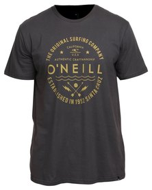 O'Neill Cordon Tee Black