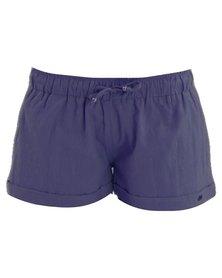 O'Neill Linen Shorts Blue