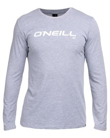 O'Neill Corpo Long Sleeve T-Shirt Grey