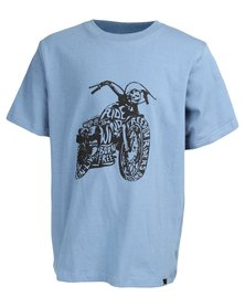 O'Neill Boys Free T-Shirt Blue