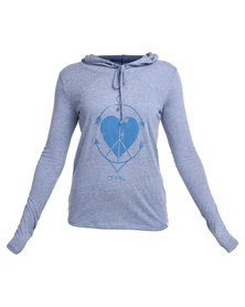 O'Neill Anchor Long Sleeve Sweatshirt Blue