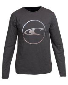 O'Neill Circular Longsleeve T-Shirt Black
