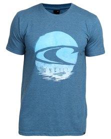O'Neill Lagoon T-Shirt Blue