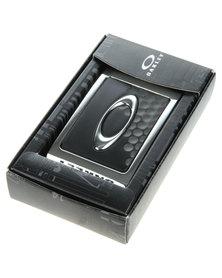 Oakley Ellipse Belt Buckle Multi