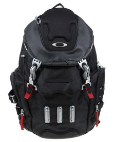 Oakley Bathroom Sink Backpack Black