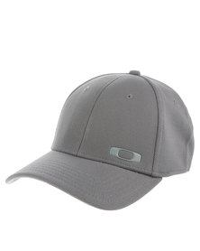 Oakley Silicon O Cap Grey