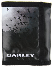 Oakley Trifold Wallet Black