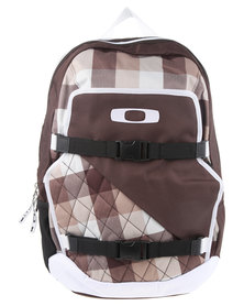Oakley Streetman Pack 2.0 Backpack Brown
