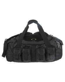 Oakley Mechanism Duffel Black