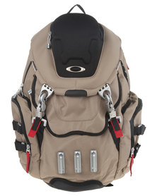 Oakley Bathroom Sink Backpack Stone