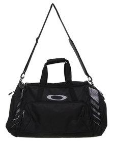 Oakley Performance 85L Large Sport Duffel Bag Black