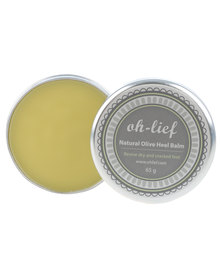 Oh-Lief Natural Products Olive Heel Balm