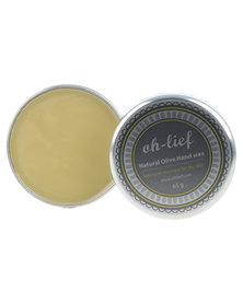 Oh-Lief Natural Products Olive Hand & Facial Wax