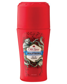 Old Spice Roll On Deodorant Wolfthorn 50ml