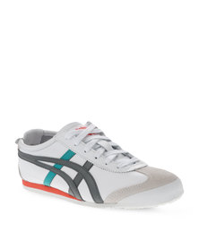 Onitsuka Tiger Mexico 66 Icon Sneakers White and Multi-Coloured
