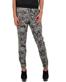 Only Kylie Woven Loose Pants Grey