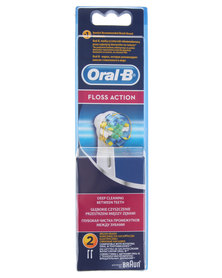 Oral B Brush Head Floss Action EB25.2
