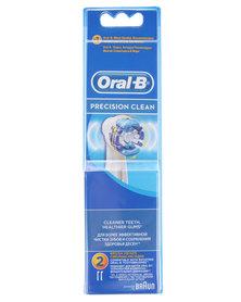 Oral B Precision Clean Brush Head EB17.2