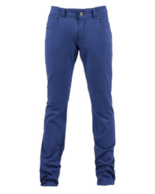 Outfitters Nation 322 Remarks Pants Blue