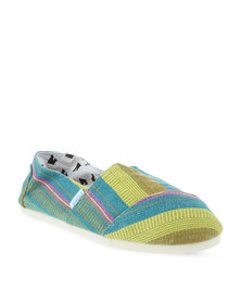Paez Indie Slip On Shoes Multi