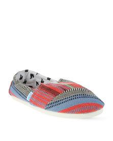 Paez Indie Slip On Shoes Multi