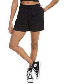 Paige Smith Shorts Black