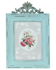 Pamper Hamper Royal Vintage Photo Frame Mint