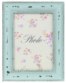 Pamper Hamper Distressed Vintage Photo Frame Sage