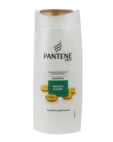 Pantene Shampoo Smooth & Sleek 750ml