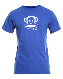 Paul Frank Dot Head Tee Blue