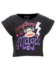 Paul Frank Everything Is Magic Black