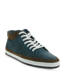 Paul of London Trendy Colour Block Sneakers Multi