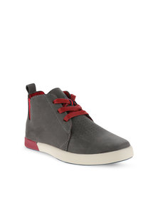 Paul of London Lace-up Sneakers Grey