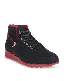 Paul of London Sneakers Black