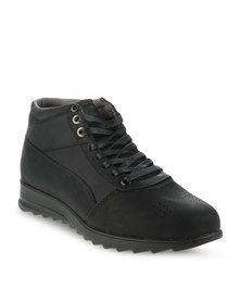 Paul of London HP1308 Boots Black