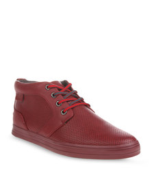 Paul of London Lace-ups Red