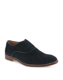 Paulo Vandini Lucas Leather Shoes Navy