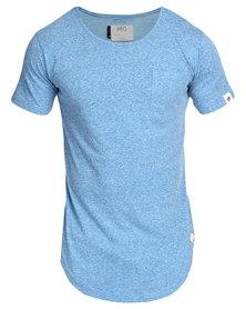 Peg Extender T-Shirt Blue