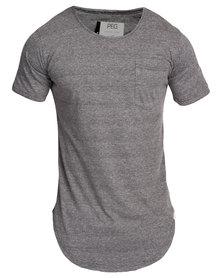 Peg Extender T-Shirt Grey