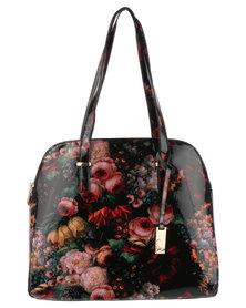 Pierre Cardin Stella Dome Bag Multi Patent