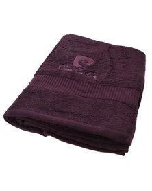 Pierre Cardin 450 GSM Large Bath Sheet Purple
