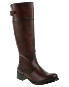 Pierre Cardin Riding Boots Brown