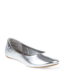 Pierre Cardin Basic Pumps Silver