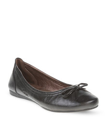 Pierre Cardin Ballerina Pumps Black