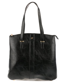 Pierre Cardin Christina Slouchy Shopper Bag Black