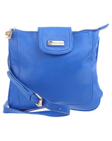 Pierre Cardin Zoe Cross Body Bag Blue