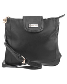 Pierre Cardin Zoe Cross Body Bag Black