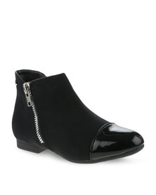 Pierre Cardin 60's Boot Black